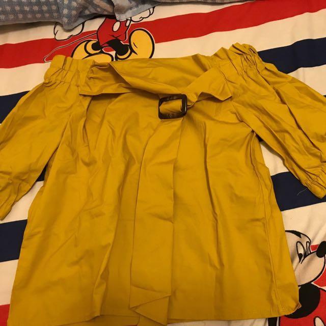 Clotes Yellow Colour