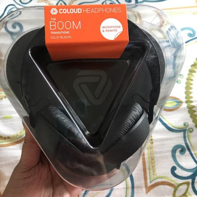 Coloud Headphones The Boom Transitions