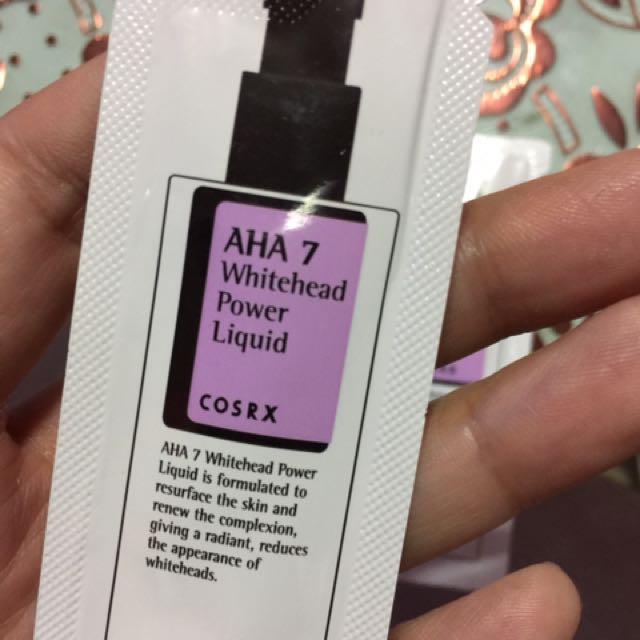 COSRX AHA WHITEDHEAD POWER LIQUID