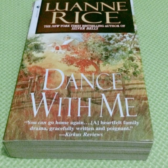 Dance With Me by Luanne Rice