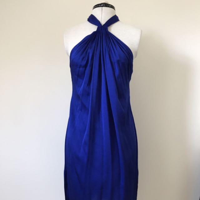 Diane Von FURSTENBERG silk Dress Size 4
