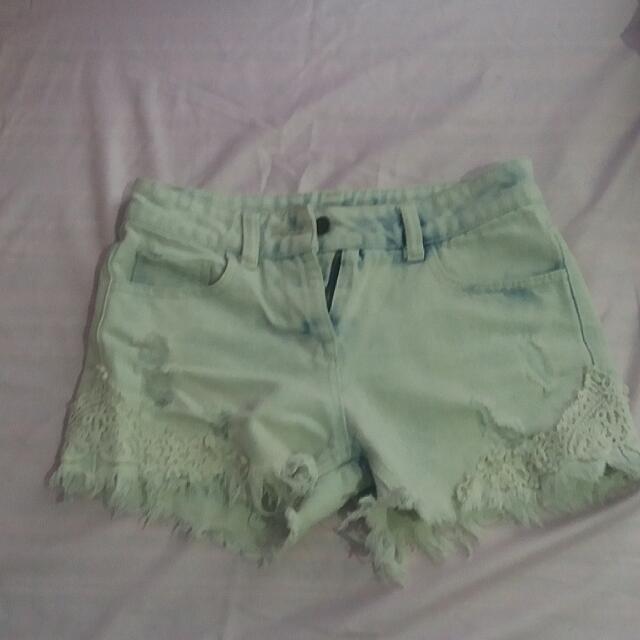 Distress Shorts