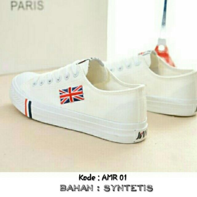 Dm AMR 01 Sneakers Fashion White