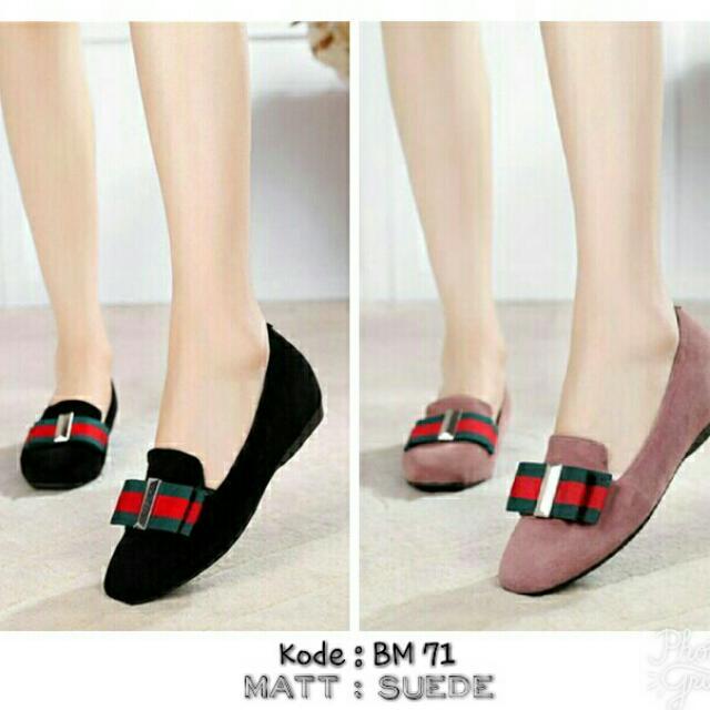 Dm Bm 71 Flat Shoes