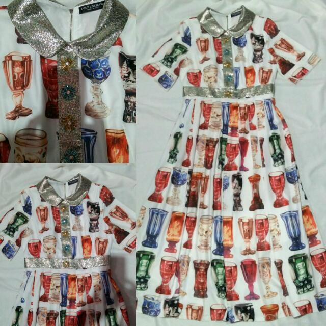 Authentic Dolce & Gabbana Dress