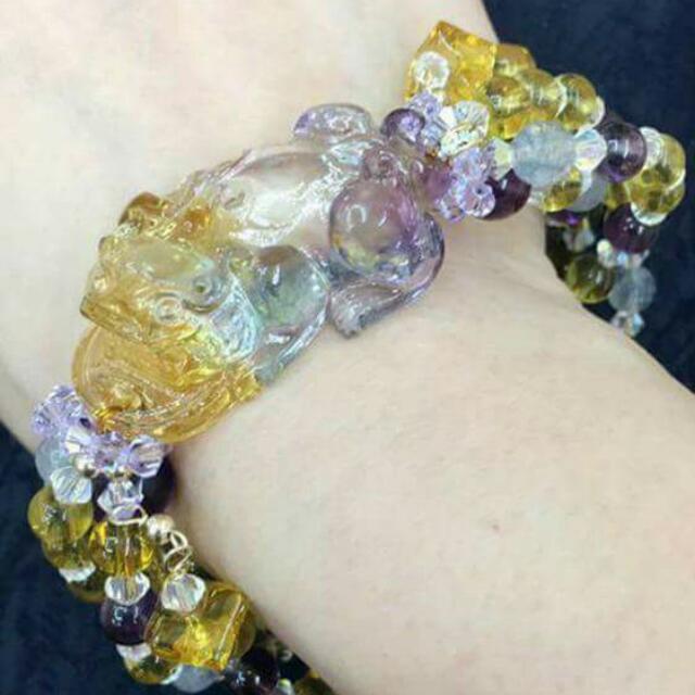 Double Charms Bracelet