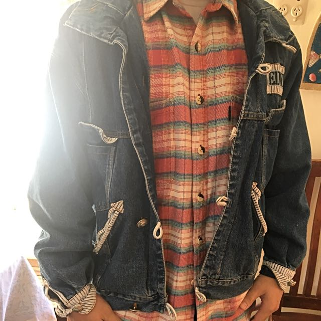 Edwin Vintage Denim Jacket