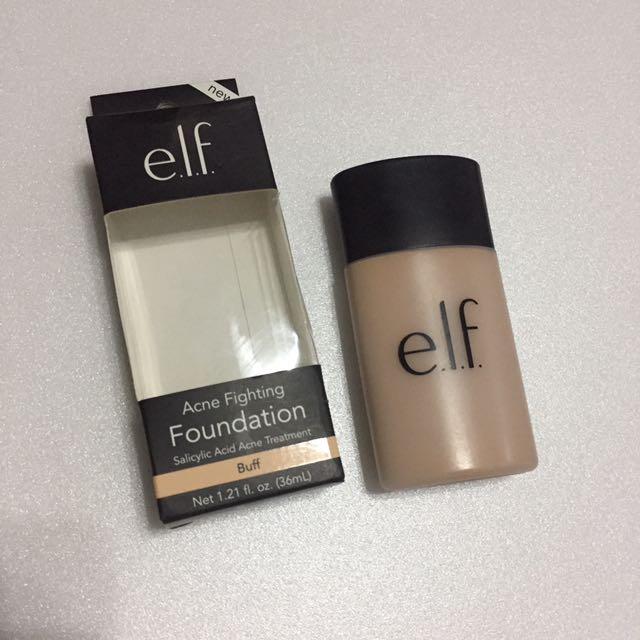 ELF Acne Fighting Foundation
