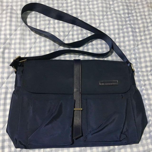 Marithé-François Girbaud Messenger Bag