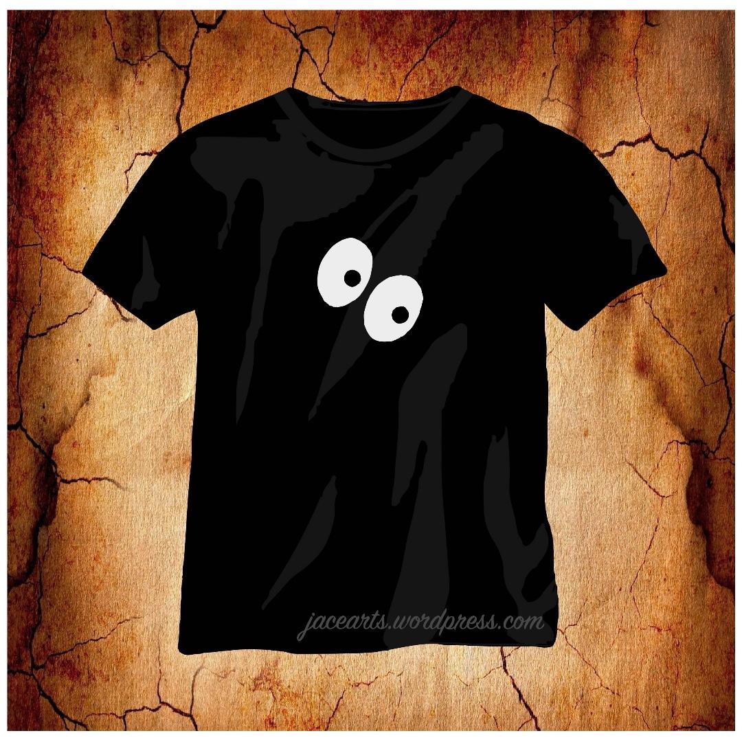 Eyes in the dark T-shirt