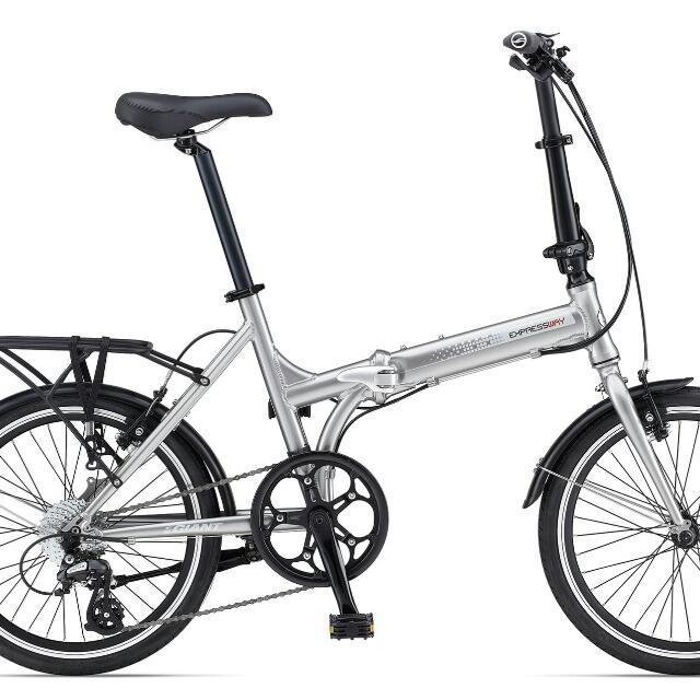 624f6b6f8b5 Foldable Bike GIANT Expressway 1, Bicycles & PMDs, Bicycles on Carousell