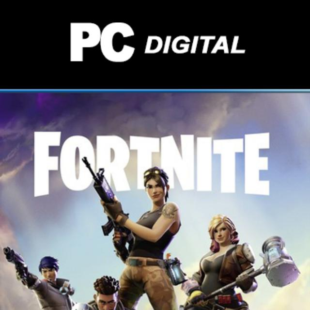 Fortnite Standard Edition PC Digital Download Code Play NOW