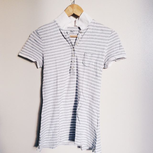 GAP Brand Striped Shirt