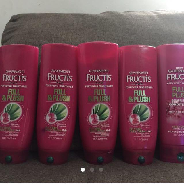 Garnier Shampoo and Conditione