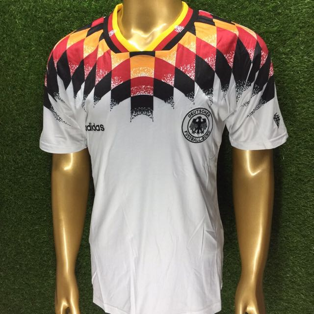 4a72e3028a6 Germany Classic Jersey