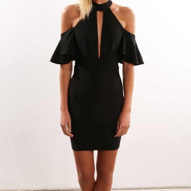 Gorgeous Black Dress Size 8