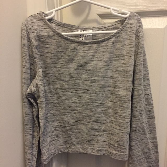 Grey Long Sleeve