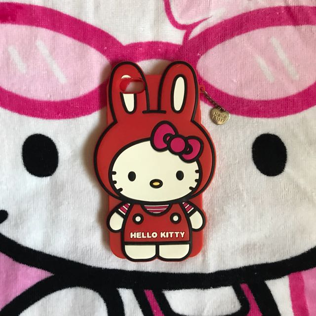 Hello Kitty Iphone 6+ Case