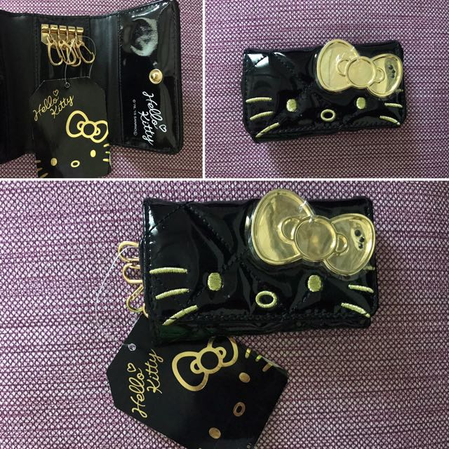 Hello Kitty Key Case Holder