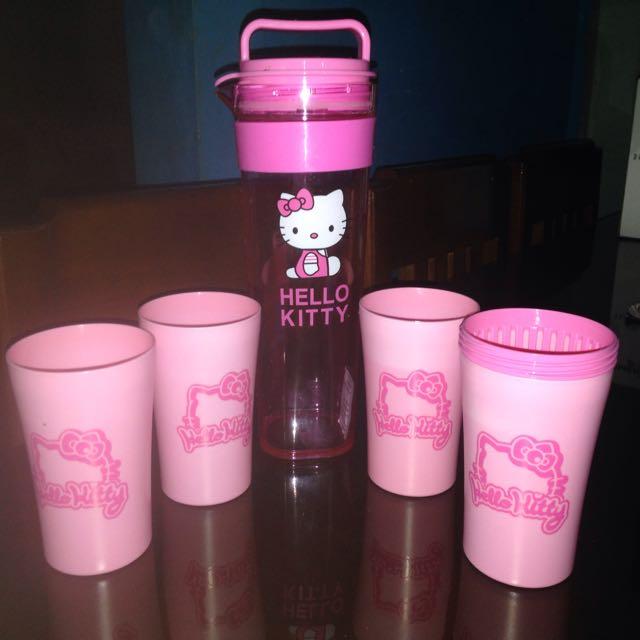 Hello Kitty Pitcher