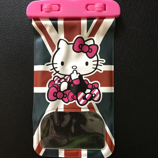 Hello Kitty Water Proof Case