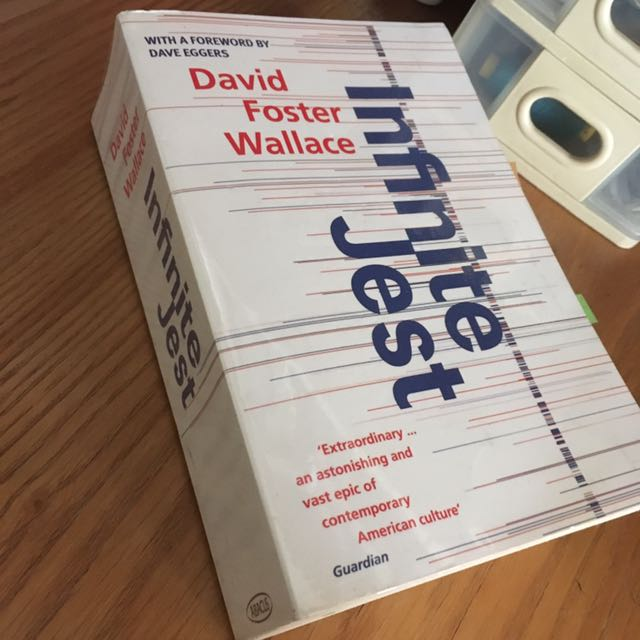 Infinite jest david foster wallace books stationery books on photo photo photo fandeluxe Image collections