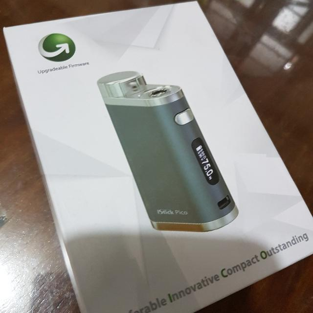 IStick Pico 2.5k With Battery And Charger + Tank