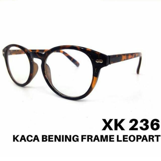 Kacamata Leopard