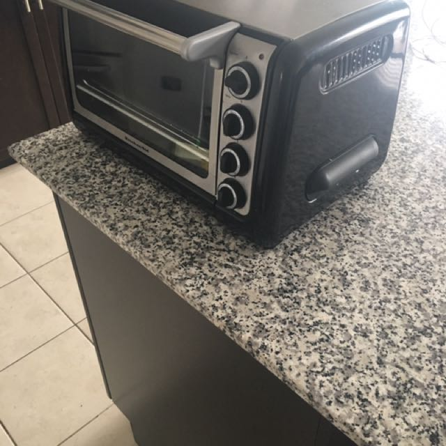 Kitchen Aid Mini Oven