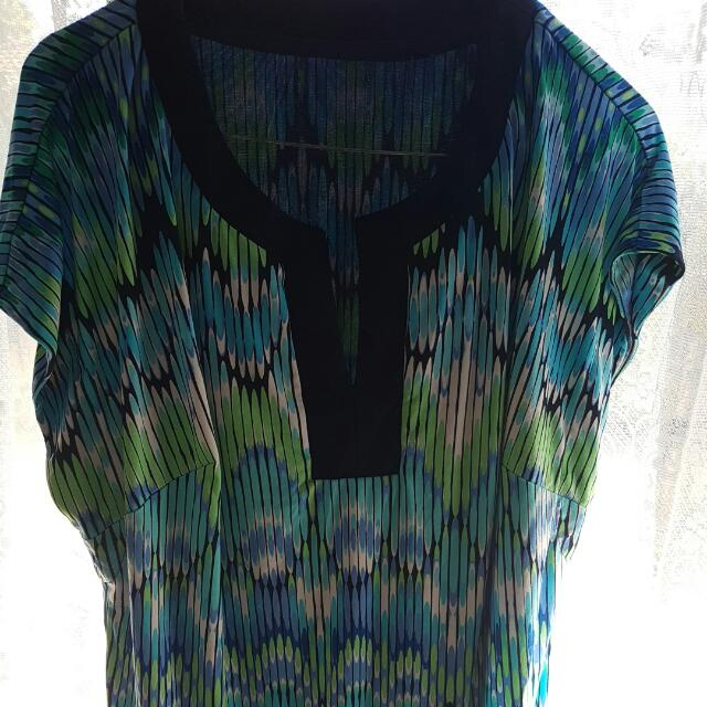 LARGE African Style Shirt