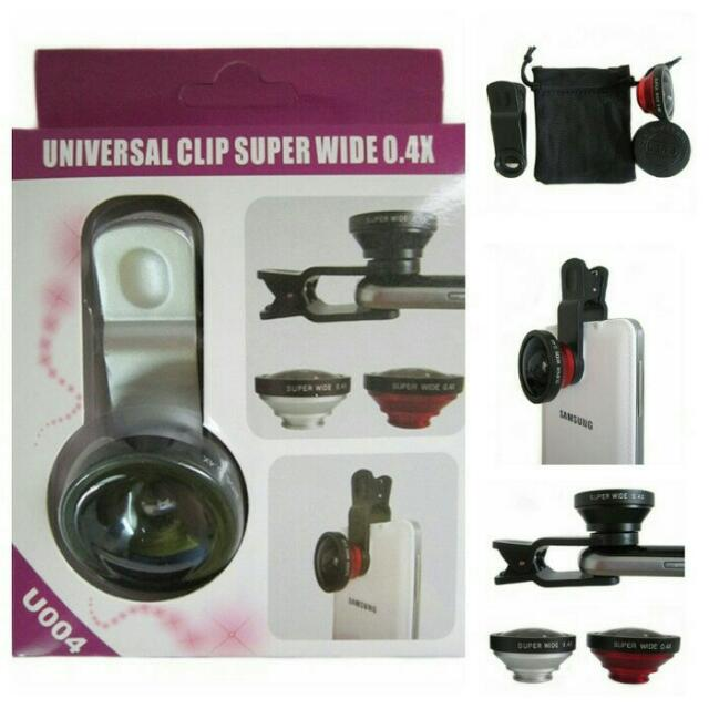 Lensa SuperWide Universal