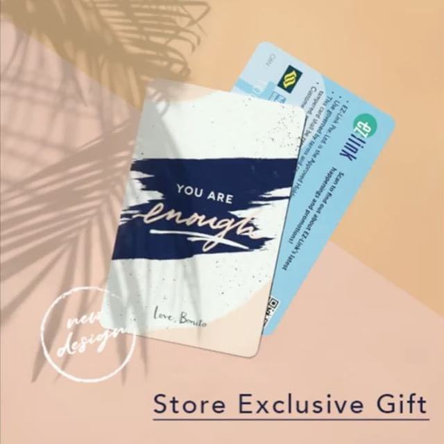 Lf Love Bonito Ez Link Card Entertainment Gift Cards Vouchers On