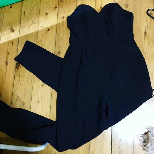 Long Pant Jumpsuit From Boohoo