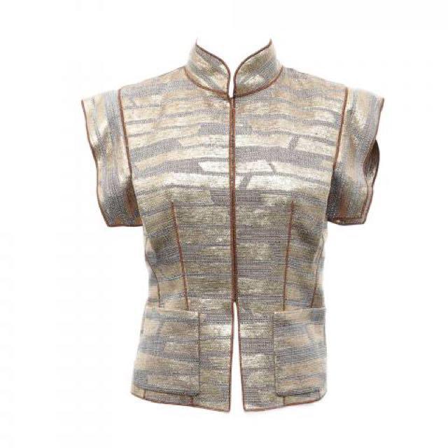 Louis Vuitton Cheongsam Top
