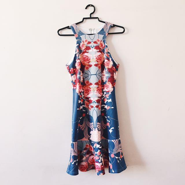 love, bonito floral dress