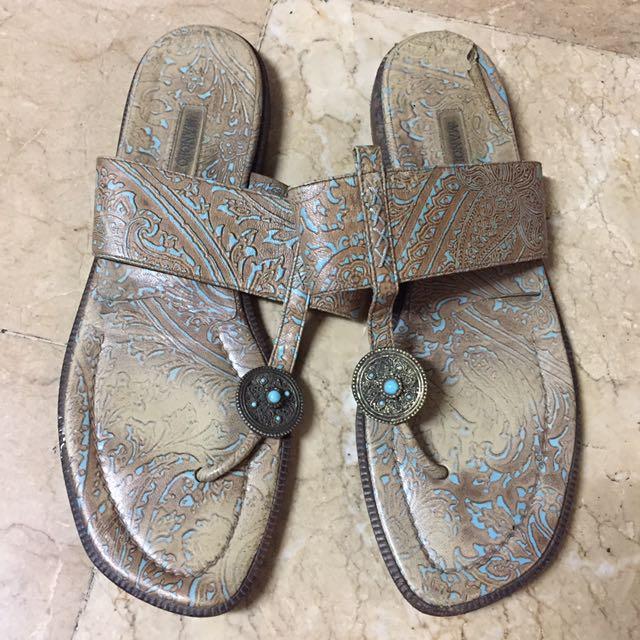 Manolo Blahnik Slippers
