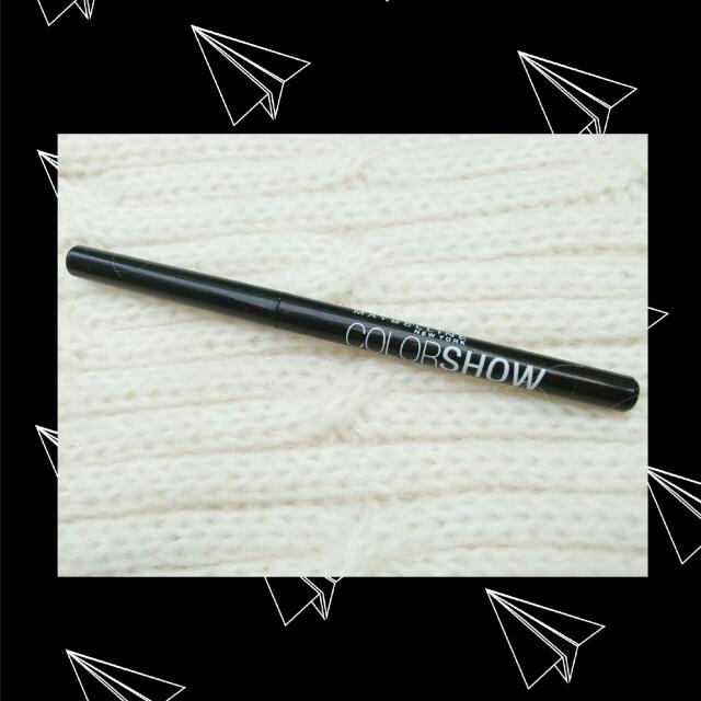 Maybelline Colorshow Eye Liner (Pencil)