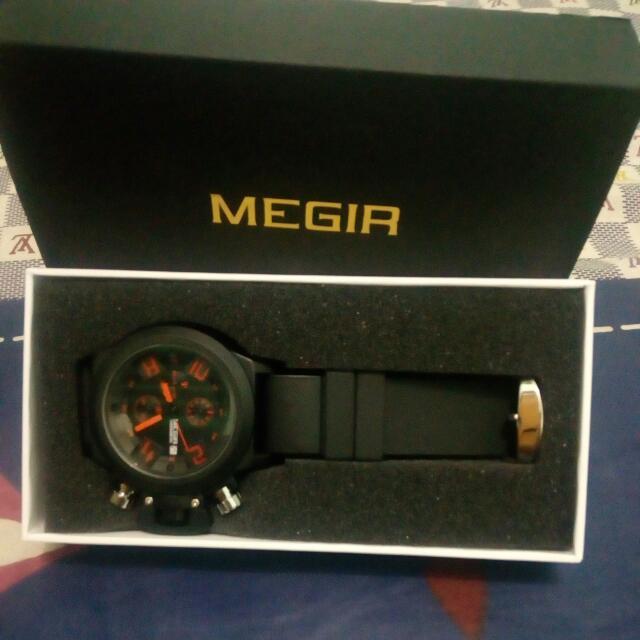 MEGIR Jam Tangan Premium