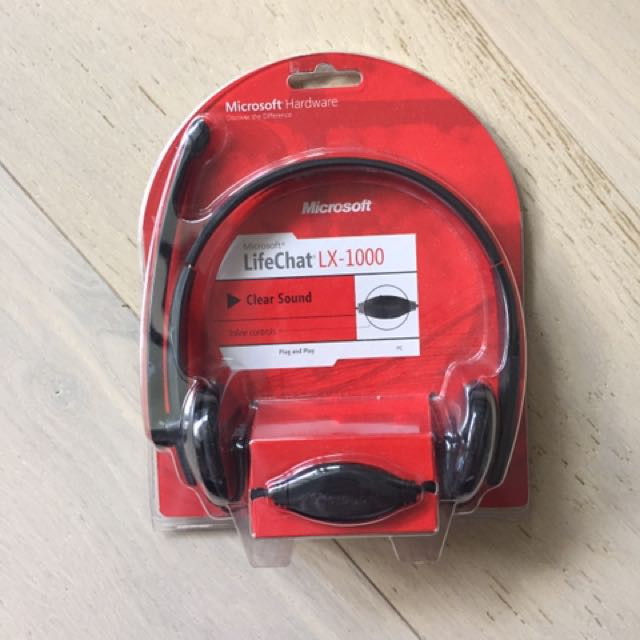 Microsoft Headphones