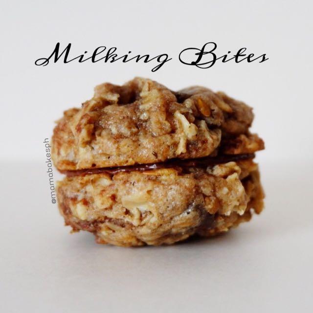 Milking Bites P 380.00|Dozen