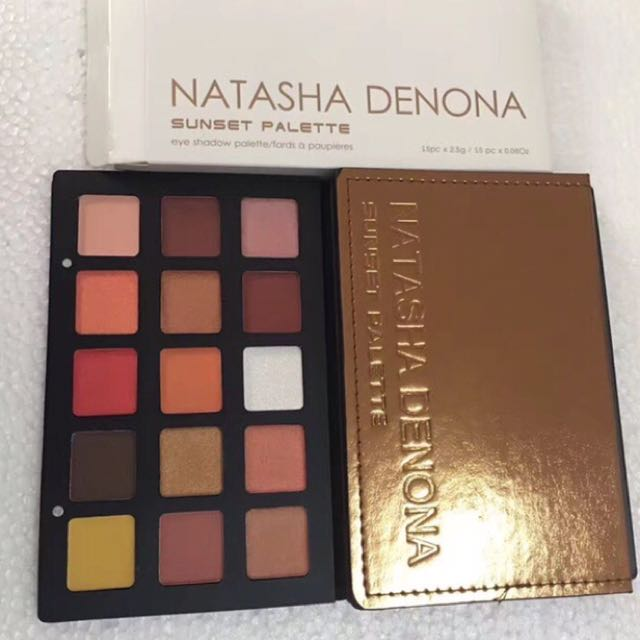 Natasha Denona Sunset Pallete