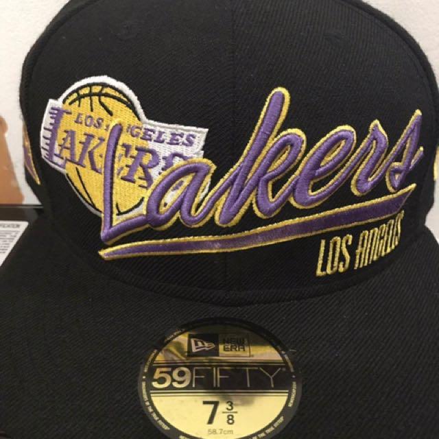 New Era LA Lakers Cap