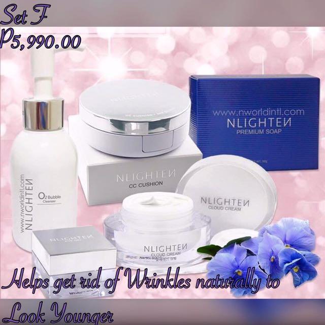 Nlighten Beauty Products