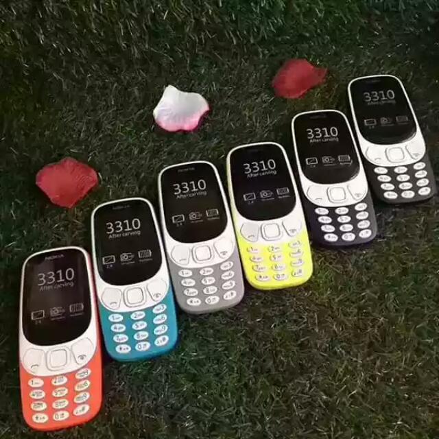 Nokia 3310 Color Screen