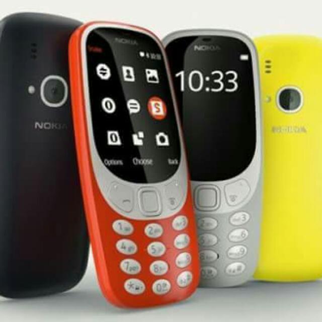 nokie 3310