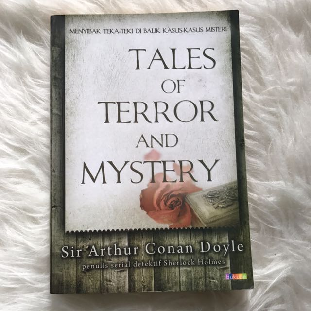 Novel Tales Of Terror And Mystery