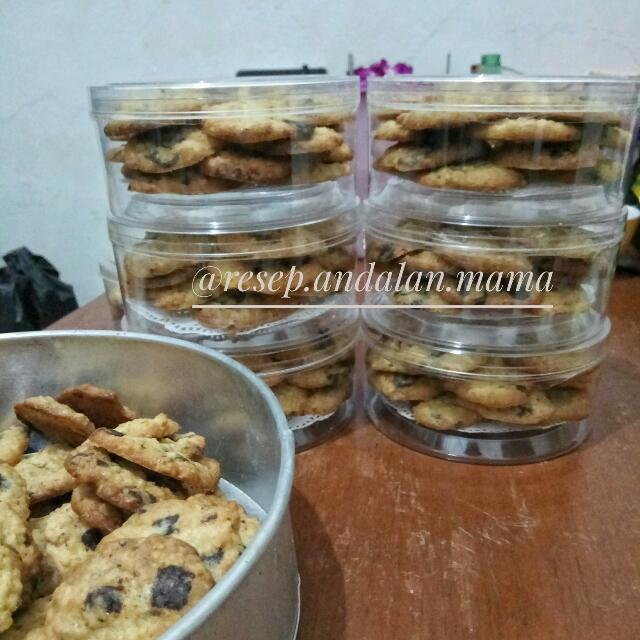 Oatmeal Cookies Andalan Mama