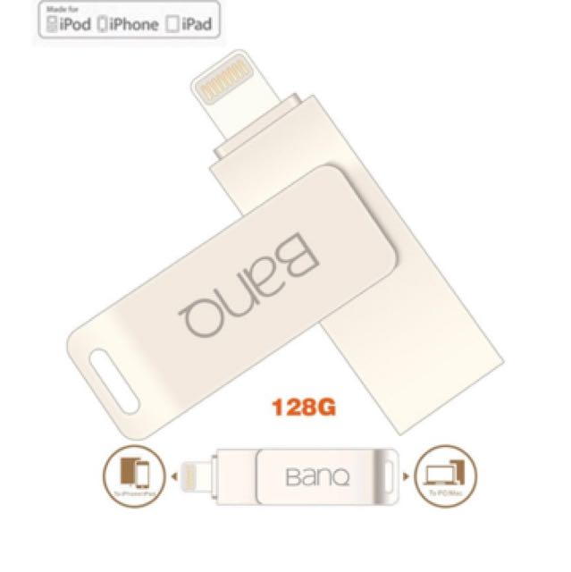 OTG Flash Drive For Apple devices