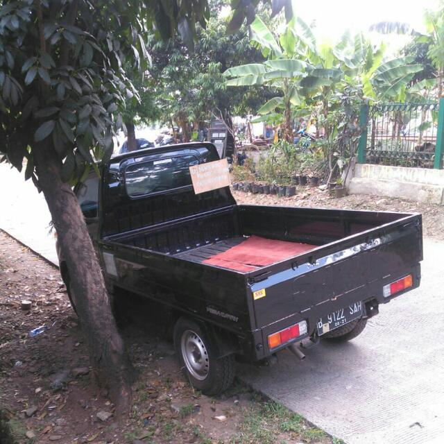 Over kredit mobil pick up suzuki mega carry th 2016