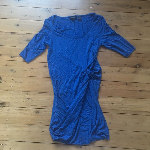 Oxford Jersey Dress